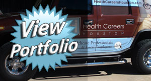 Vehicle Graphics in Houston