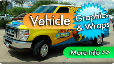 Vehicle & Truck Wraps and Graphics Houston